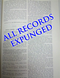 Expungement information - Orange County California
